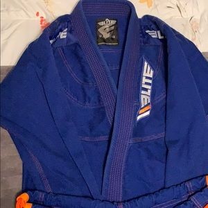 Jui Jitsu Uniform-Teenage size
